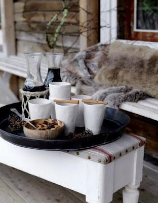 disfruta tu exterior en invierno