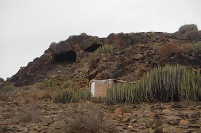 Grotte abitate