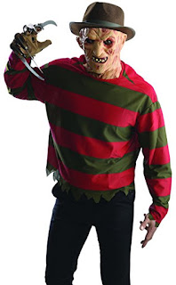 Nightmare on Elm Street, Freddy Krueger, Halloween Costume, Horror Movie Character Halloween Costume, Stephen King Store