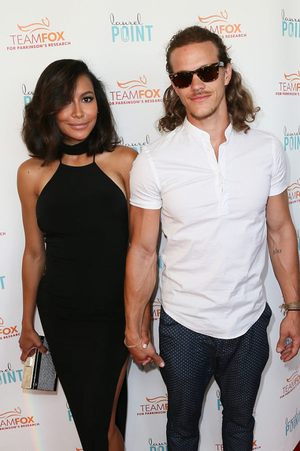 """""""Glee"""" actress Naya Rivera arrested for Domestic Violence 