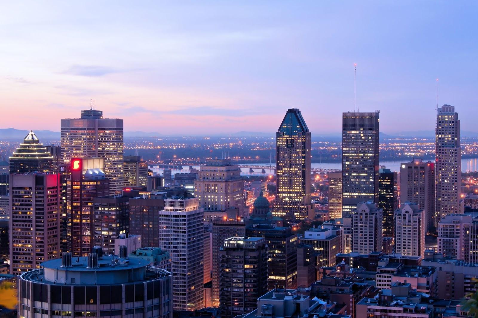 Montreal, Quebec   Canadá