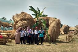 Festival Jerami Banjarejo Mulai Diserbu Pengunjung