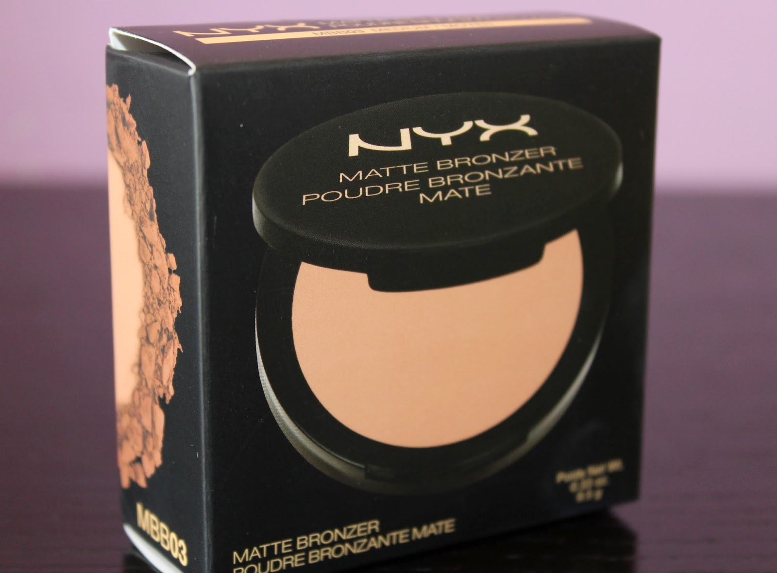Iluminador En Polvo Nyx Matte Bronzer And Nyx Illuminator Review Fotos