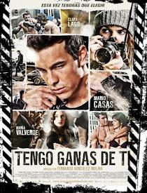 pelicula Tengo ganas de ti (2012)