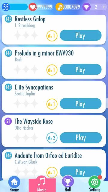 cara membuka semua lagu vip piano tiles 2