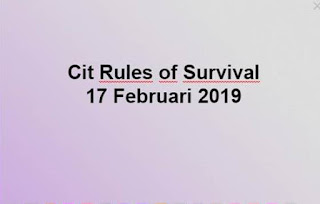 Link Download File Cheats Rules of Survival 17 Feb 2019