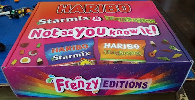 HARIBO Frenzy Sweet Box