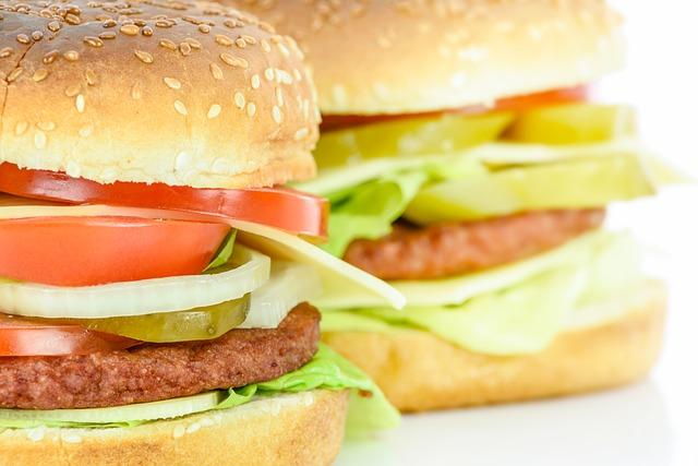 Cara Membuat Burger yang Lebih Sehat