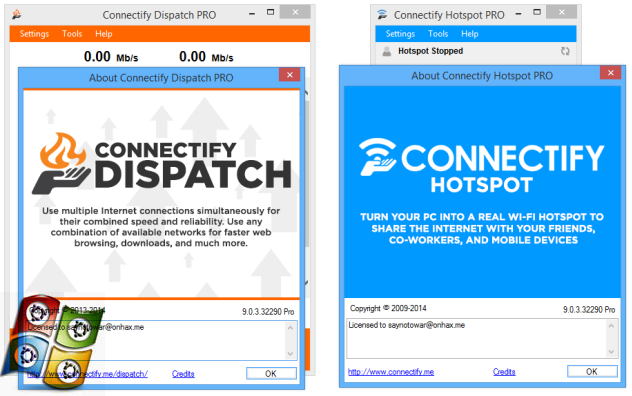 Download Hotspot Connectify 9 Pro Full Version