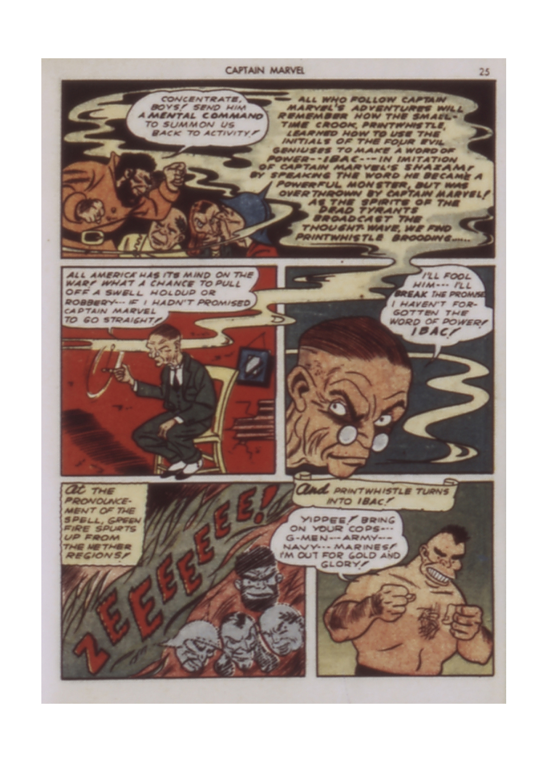 Captain Marvel Adventures issue 9 - Page 25