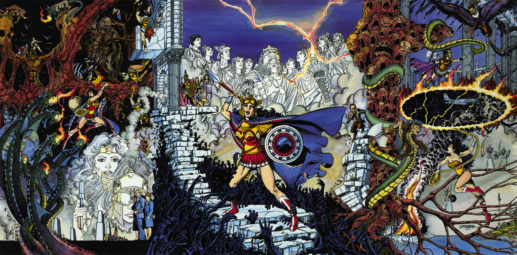 Read online Wonder Woman (1987) comic -  Issue #10 - 2