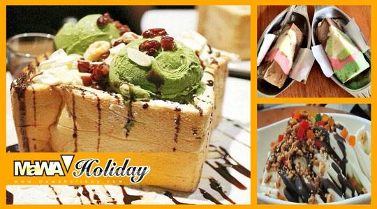 5 Tempat Wisata Kuliner Ice Cream di Bandung