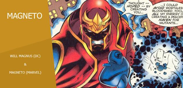 Magneto dalam Amalgam Universe