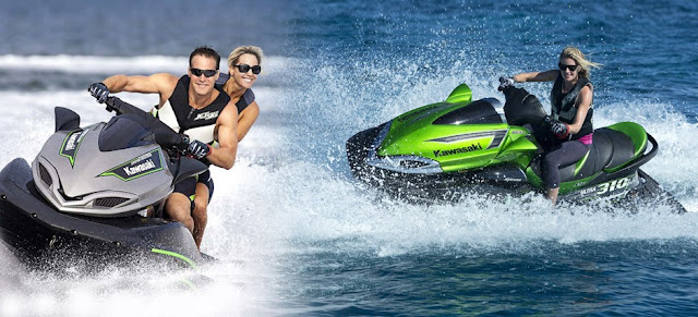 Get 45% off on jet ski-Jumeirah beach.
