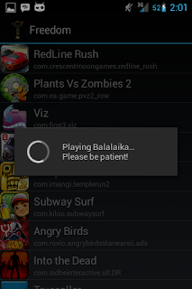 Hack Google play store in-app purchases with Freedom App For Rooted Phones 2