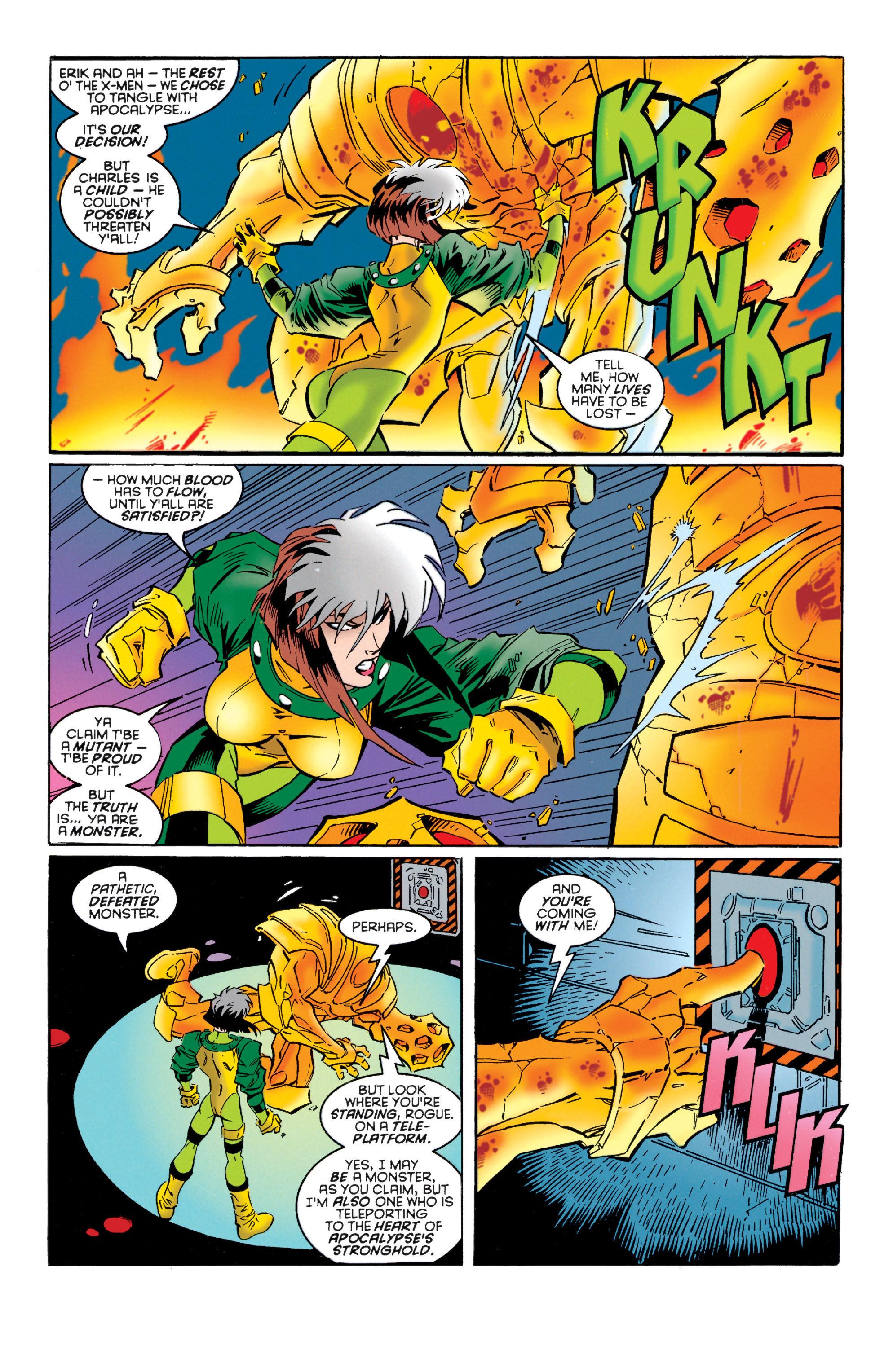 Read online Astonishing X-Men (1995) comic -  Issue #4 - 19