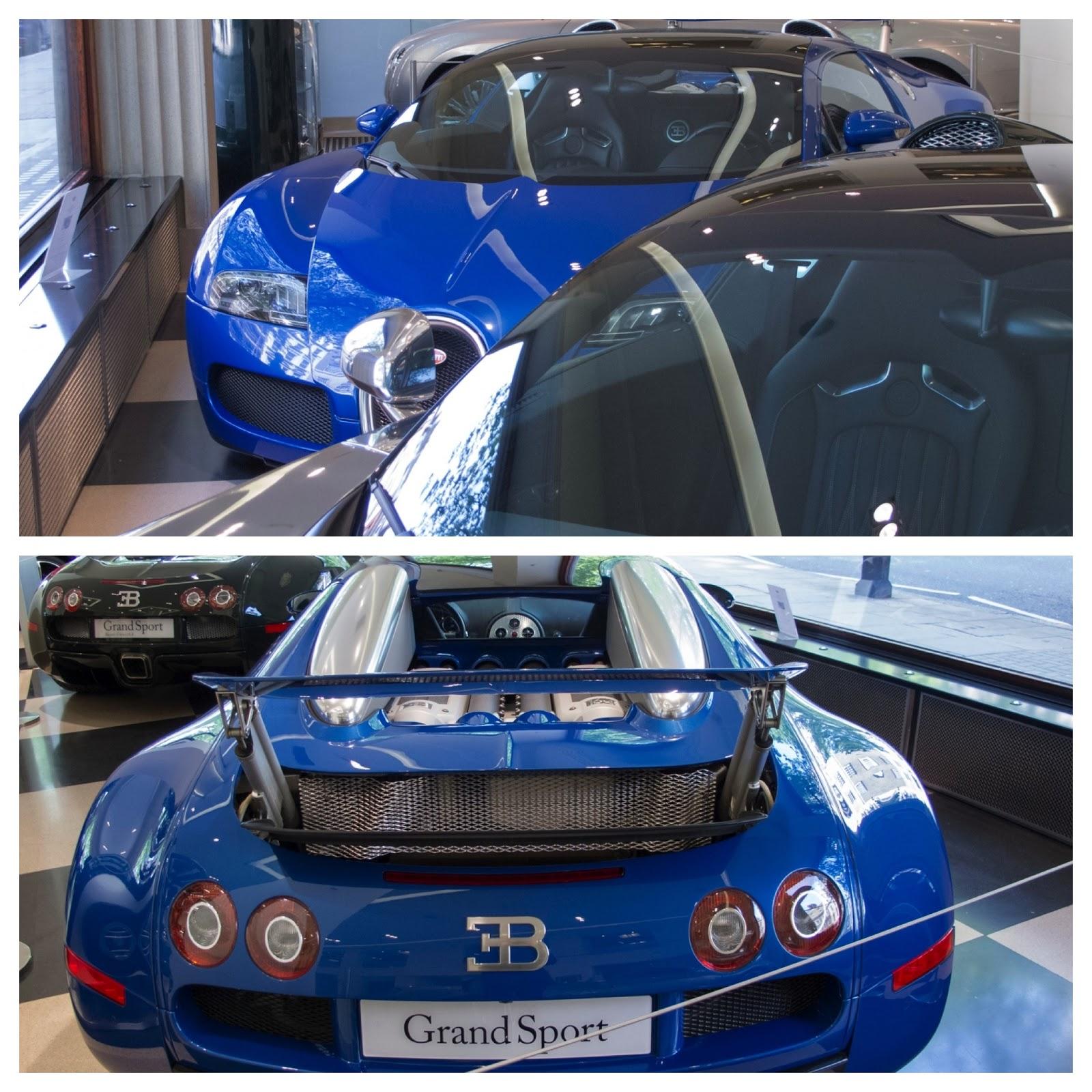 Bugatti Sport: Second Hand Bugatti Veyron Grand Sport