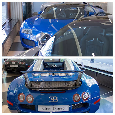 Second Hand Bugatti Veyron Grand Sport