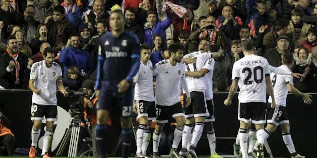 Valencia vs Sporting Gijon