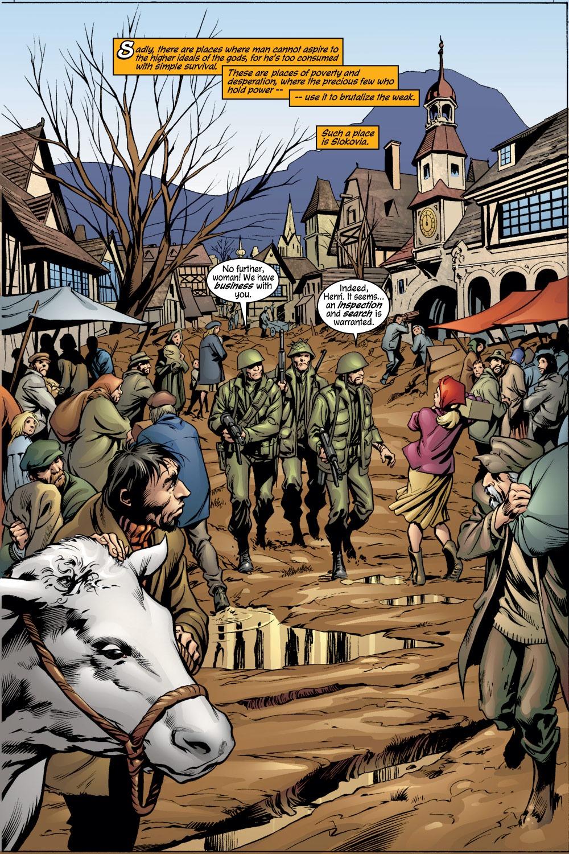 Thor (1998) Issue #58 #59 - English 2