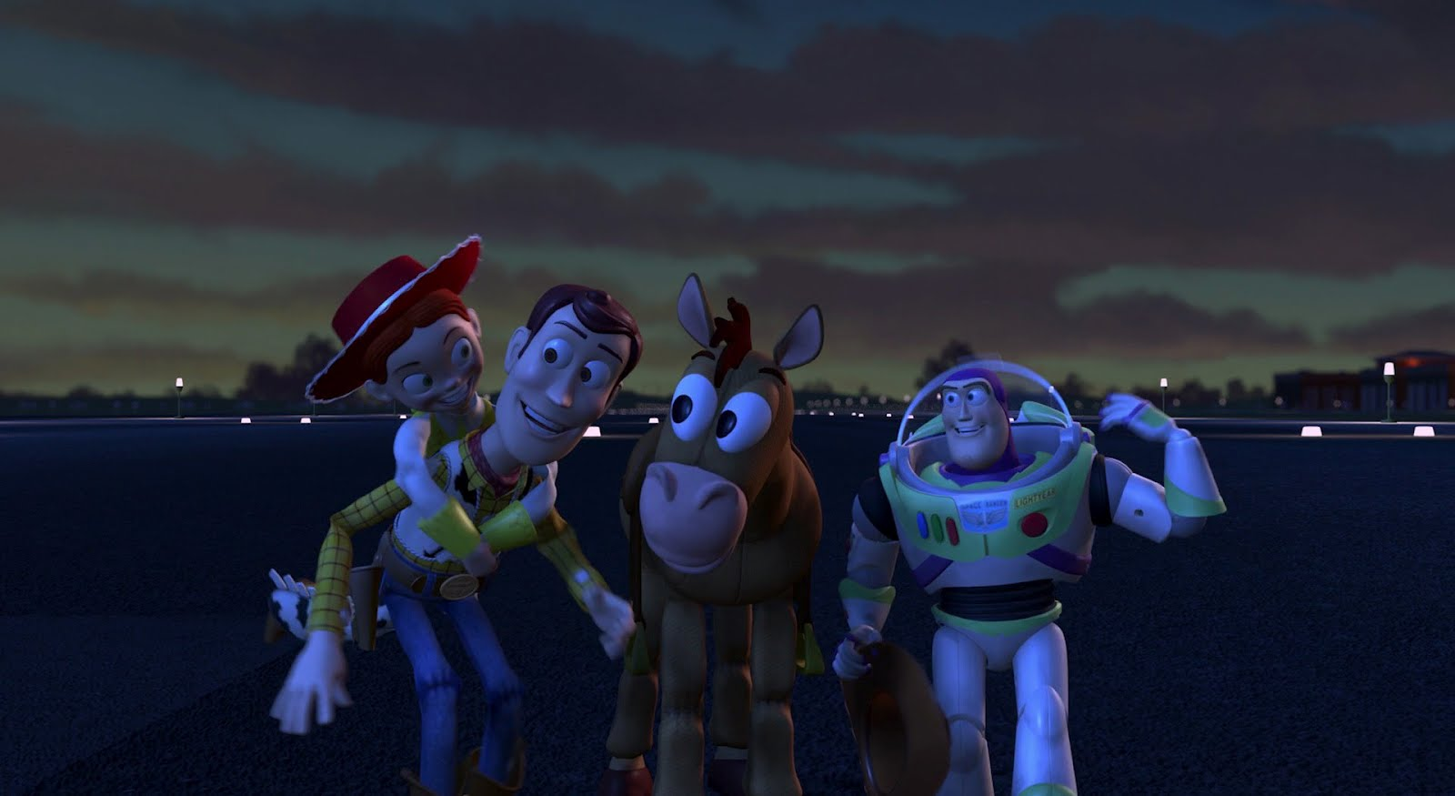 Toy Story 2 (HD 720P y español Latino 1995) poster box code