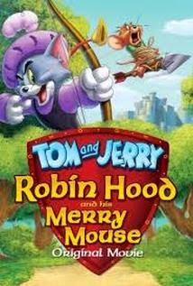 Tom and Jerry: Robin Hood and His Merry Mouse (2012) ΜΕΤΑΓΛΩΤΙΣΜΕΝΟ ταινιες online seires oipeirates greek subs