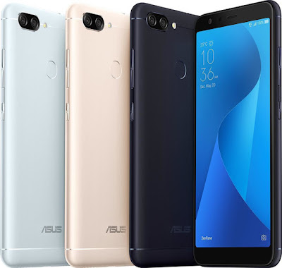 Spesifikasi  Asus Zenfone Max Plus (M1)   Dalam bocoran akun tersebut diberikan petunjuk bahwa kisaran harga Asus Zenfone Max Plus (M1) di Indonesia membutuhkan 36 lembar uang berwarna merah dan biru untuk membawanya pulang setelah resmi diirlis. Memang cukup banyak kemungkinan harga yang didapat terkait dengan jumlah 36 lembar yang yang disebutkan diatas.  Sementara itu perangkat Asus Zenfone Max Plus (M1) ini telah resmi dirilis di negara tetangga yakni Malaysia. Banderolan harga resmi smartphone layar penuh dual kamera di Negeri Jiran nyatanya dijual RM899 atau setara Rp 3.1 jutaan per unitnya. Tentunya harga Zenfone Max Plus (ZB570TL) untuk pasar tanah air kemungkinan besar tidak akan berbeda jauh dari harga di pasar Malaysia.  Berkaca dari harga di negeri tetangga tersebut, perkiraan harga Asus Zenfone Max Plus (M1) di Indonesia akan dibanderol sekitar Rp 3.049.000 per unitnya. Sementara untuk tanggal perilisan perangkat di tanah air hingga saat ini belum ada informasi lanjutan. Rumor yang beredar menyebutkan handset akan melenggang pada akhir Februari yang tinggal hitungan hari saja. So, bagi anda yang mengincar ponsel ini, siapkan dana mulai dari sekarang yah.   Kelebihan  Tampilan desain mewah dan stylish, berkat material metal yang membungkus rapih seluruh permukaan casingnya Tak perlu repot bergiliran