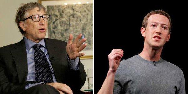 Forbes - La meilleure année revient à Mark Zuckerberg