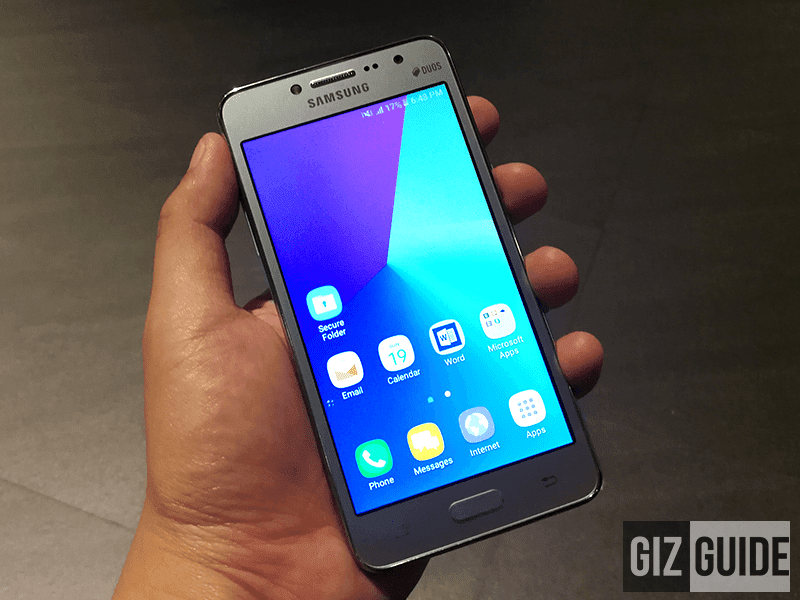 Samsung Galaxy J2 Prime Review - Decent Speed Meets