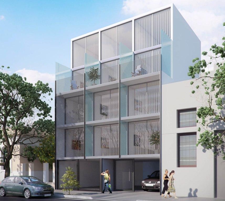 El informatorio diciembre 2011 for Fachadas apartamentos modernos