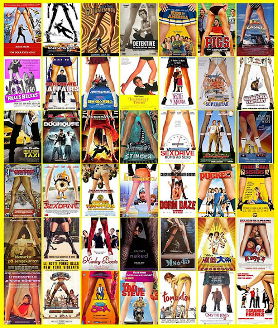 14 Desain Poster Film Hollywood Paling Mainstream