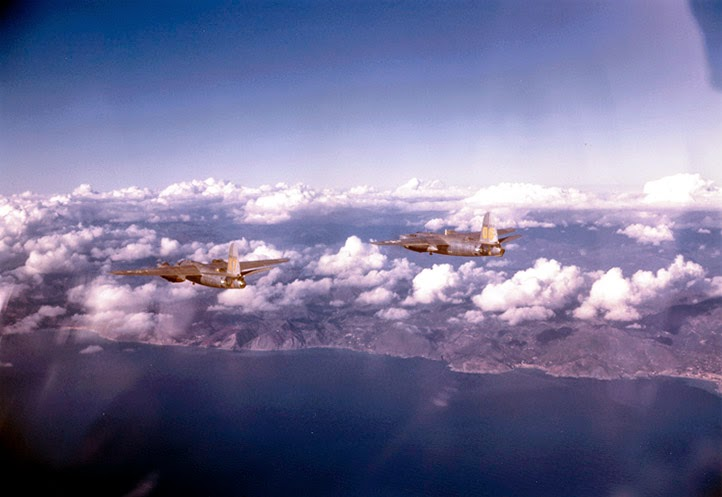 B-26 Marauder 06 e 07 Verso le coste italiane