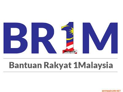 Tarikh dan Jadual Pembayaran BR1M 2018