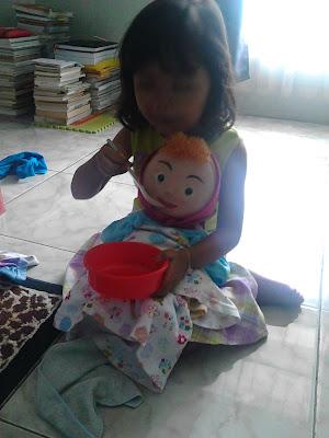 Boneka Marsha