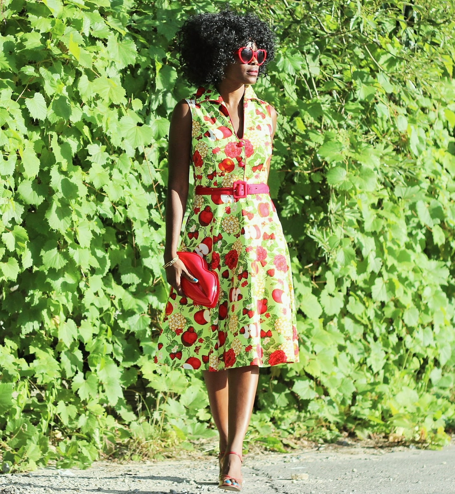 VOODOO VIXEN KEIRA DRESS | VINTAGE FASHION