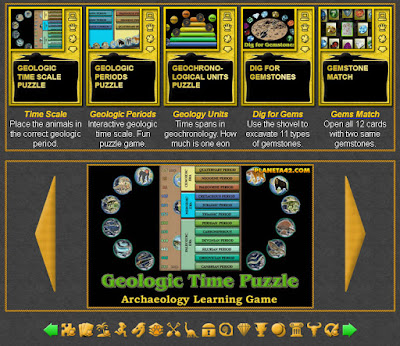 Geology Games