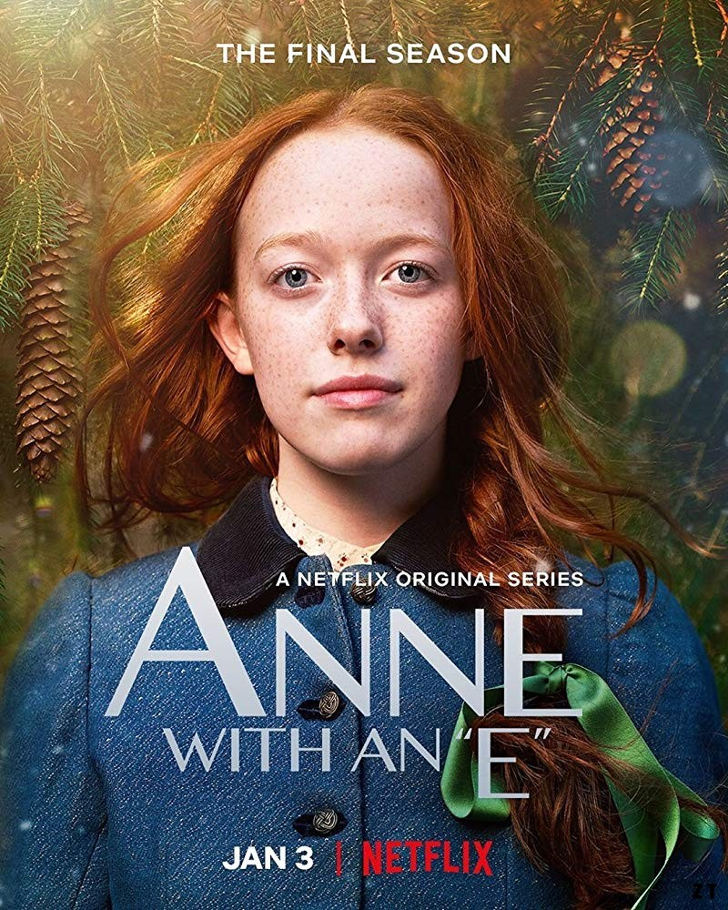 """Anne with an """"E"""" – Saison 3 [Complete] [Streaming] [Telecharger]"""