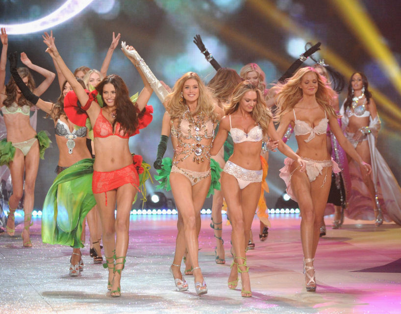 Victoria's Secret finale 2012