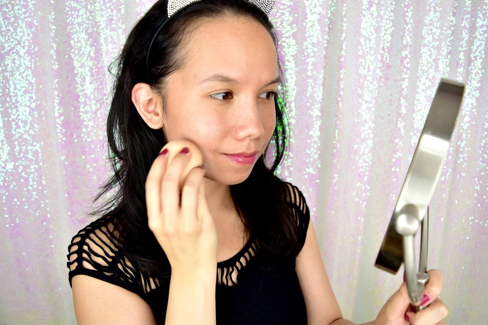 loeral paris infallible makeup aplikácia