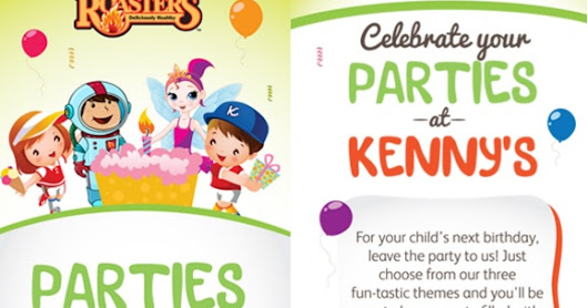 Kenny Rogers Roasters Parties and Celebrations