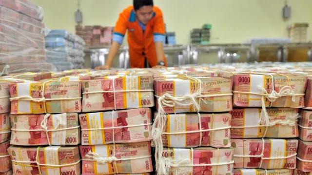 uang milyaran rupiah