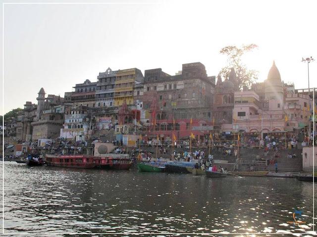 Dashashwamedh Ghat Varanasi