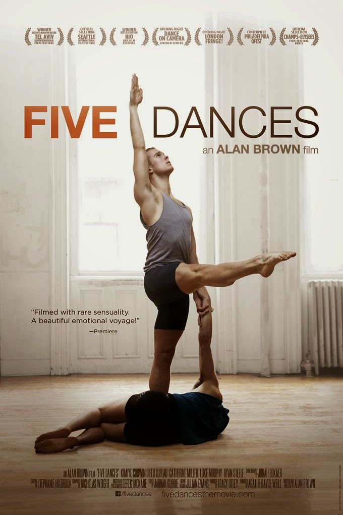 Five Dances Legendado