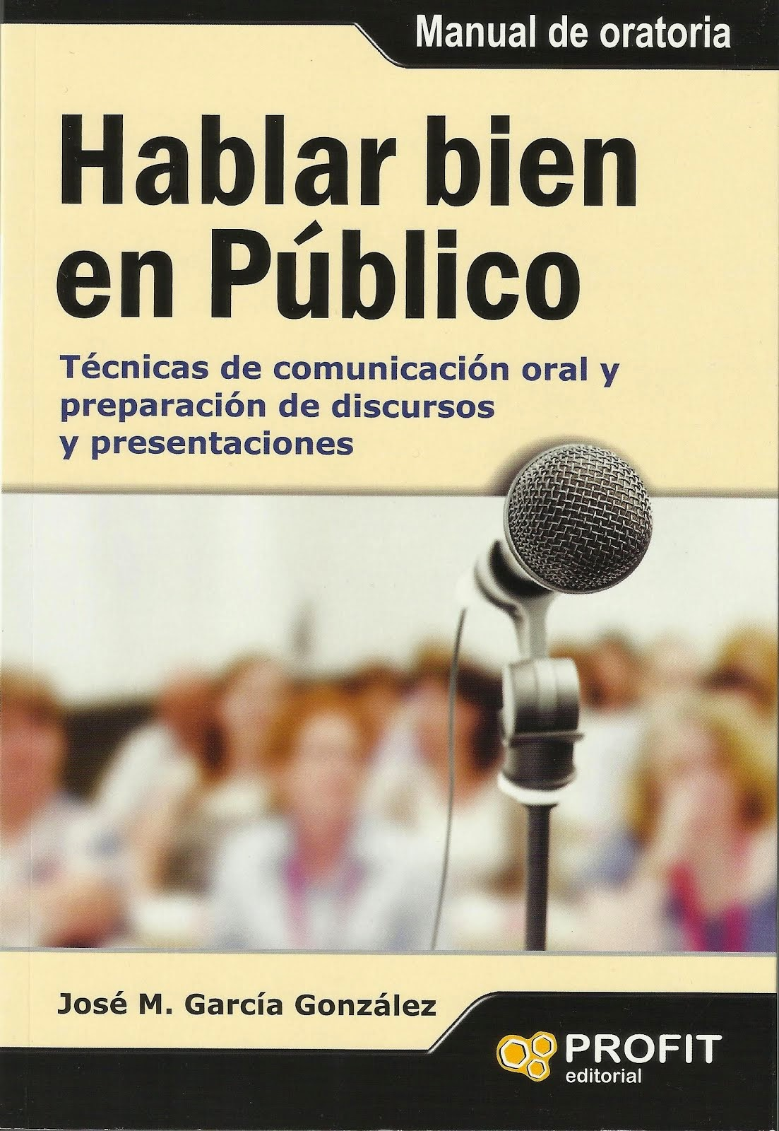 Mi manual de oratoria