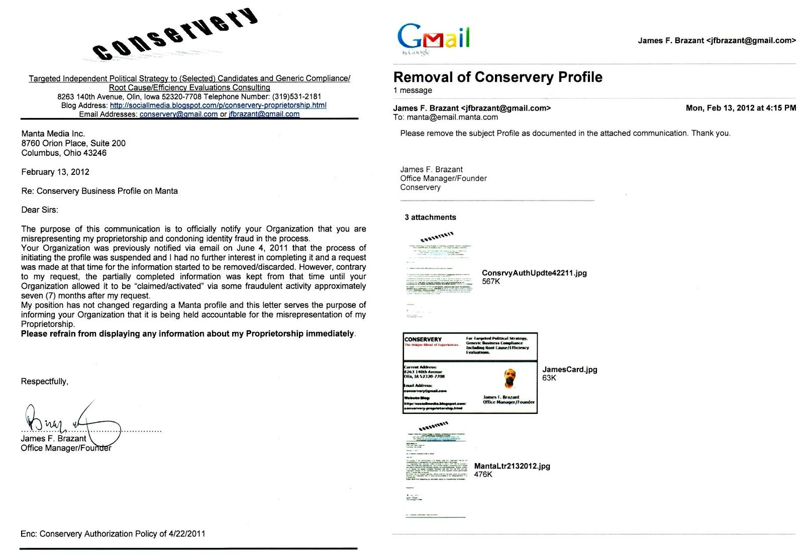 Business Letter For Dealership