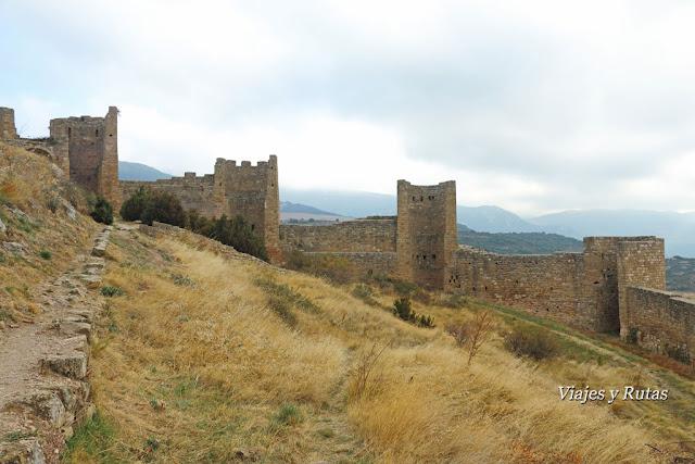 Muralla del Castillo de Loarre, Huesca