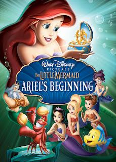 The Little Mermaid Ariel's Beginning (2008) เงือกน้อยผจญภัย 3 ตอนกำเนิดแอเรียลกับอาณาจักรอันเงียบงัน