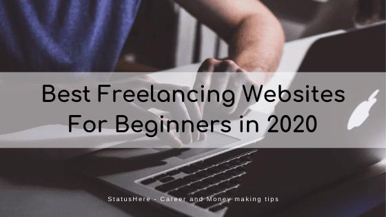 Freelancing Websites For Beginners