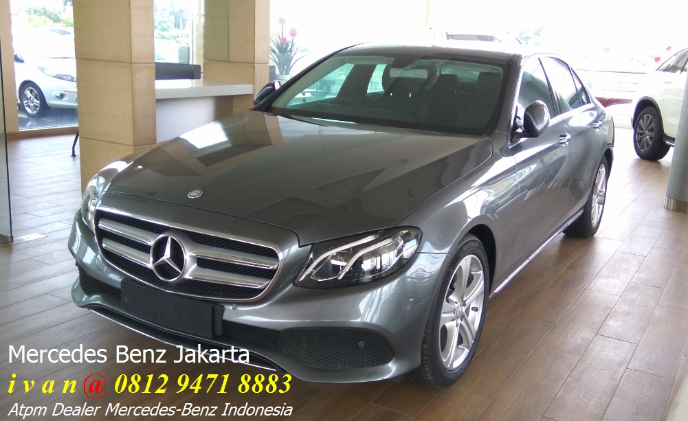 Mercedes benz e class w213 2016 ready stock promo dealer for Mercedes benz service b coupons 2017