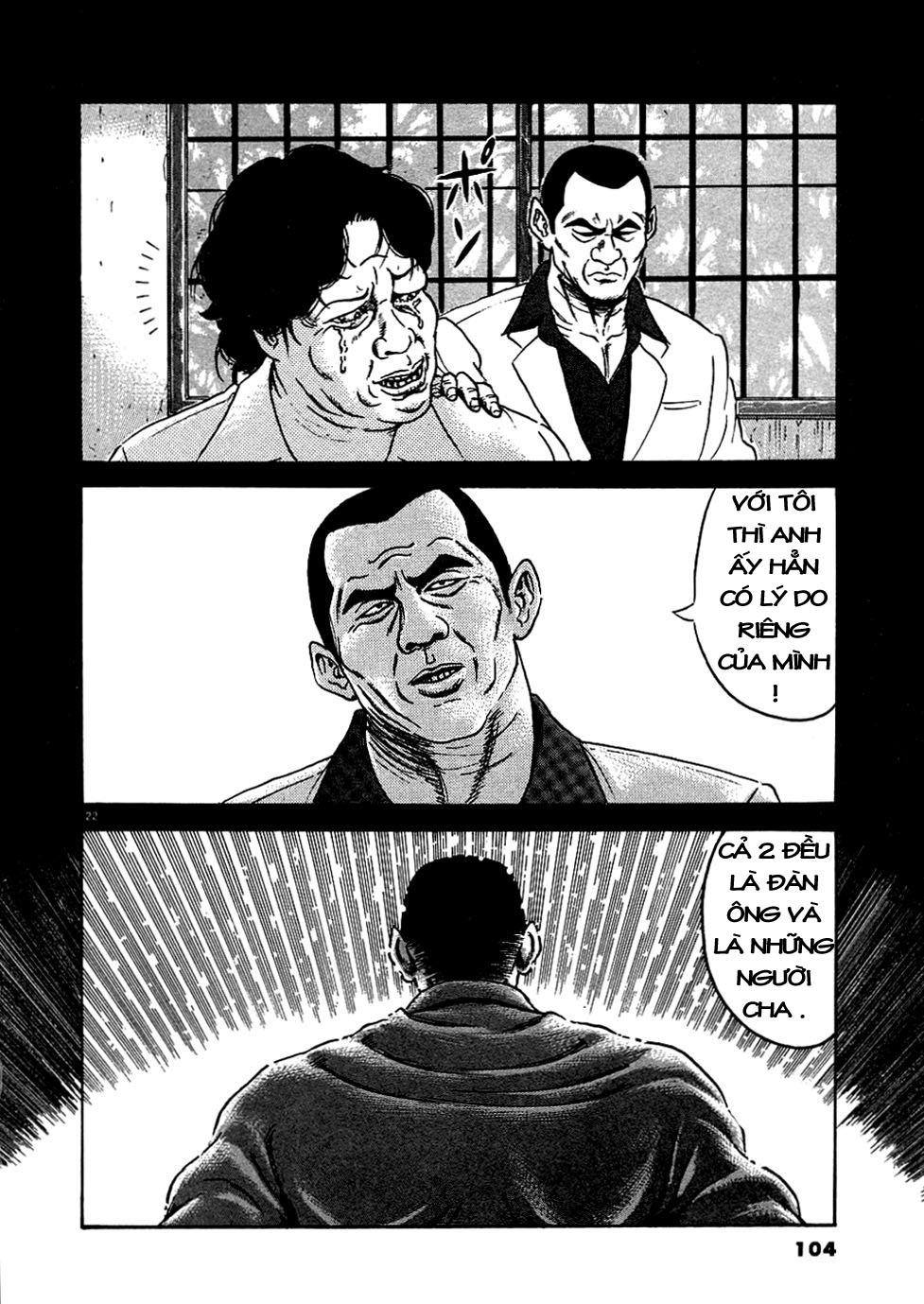Oyaji chap 4 trang 21